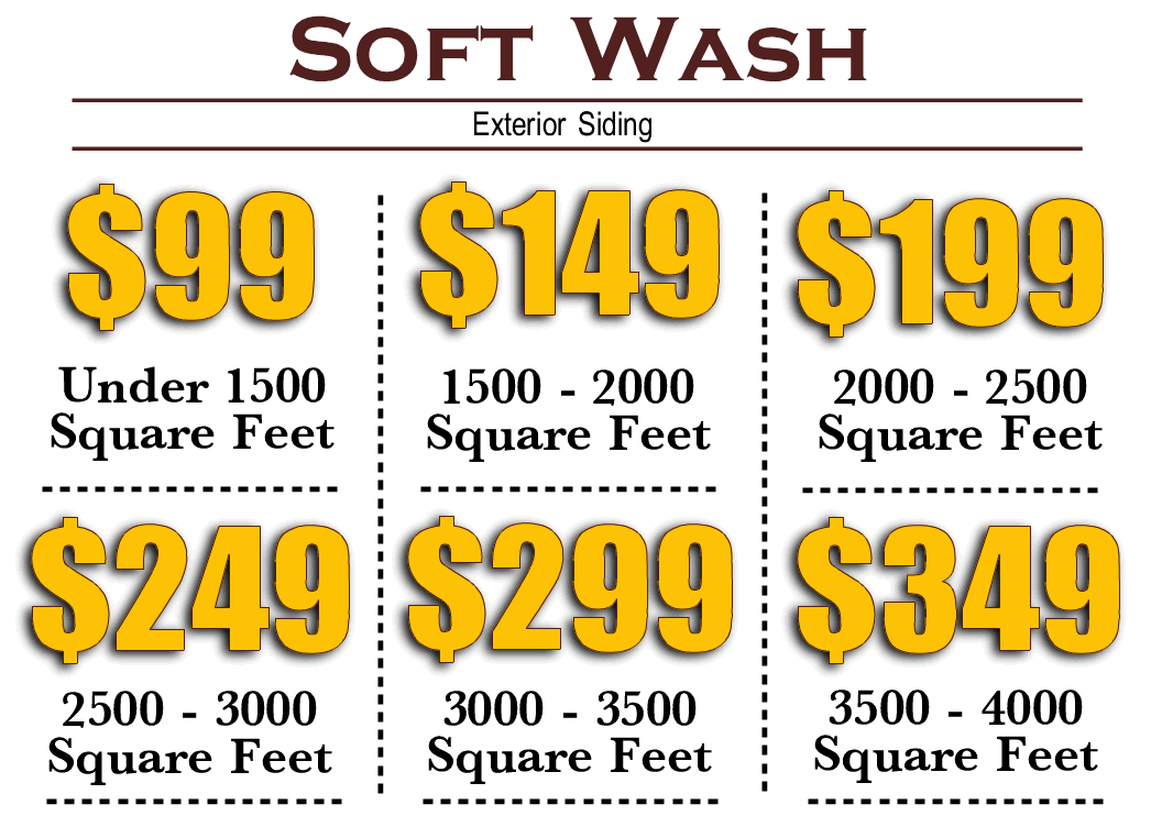 SOFT WASH ADS 2-18-16